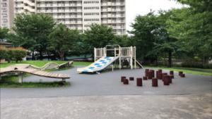大島・小松川公園(アスレチック)