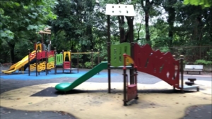 清澄庭園(児童公園部分)