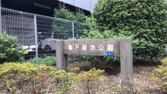 亀戸緑地公園