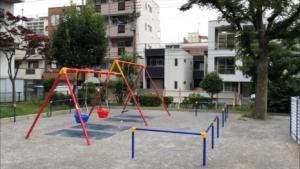 亀戸平岩公園