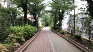 亀戸緑道公園