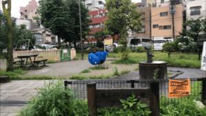 亀戸四丁目公園