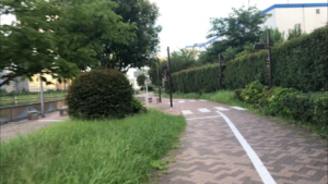 越中島公園