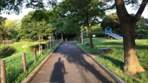 潮見さざなみ公園