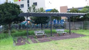 新木場一丁目緑地公園