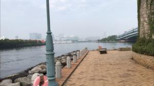 水の広場公園(東地区)