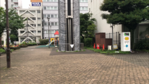 亀戸駅前公園