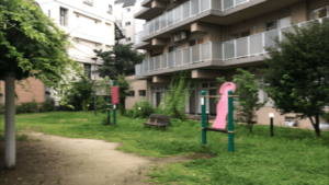 亀島小学校記念公園