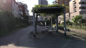 古石場川親水公園